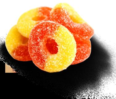 Peach Rings - Gummy420™