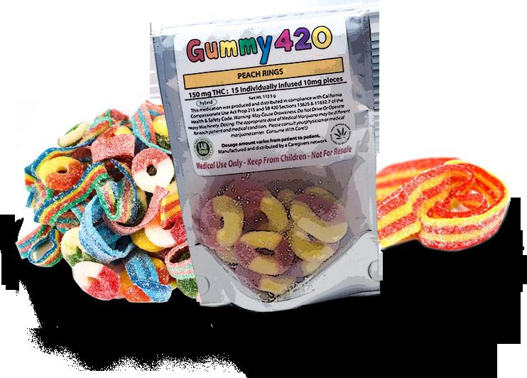 Gummy Edibles